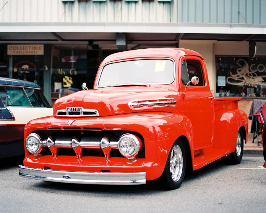 Old Towne Orange Car Show